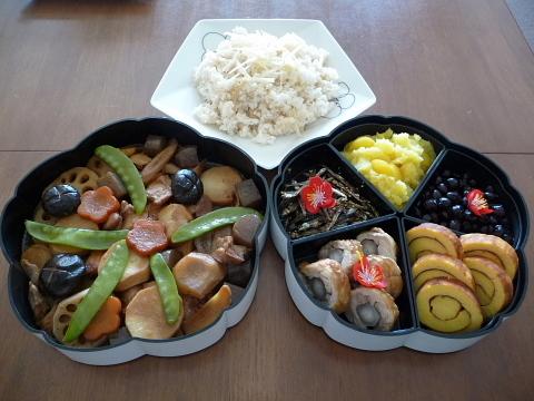 2010年お節料理クック.jpg